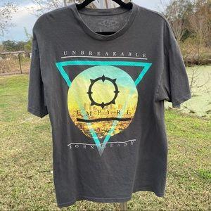 Eympre - Vintage Unbreakable Born Ready T-Shirt